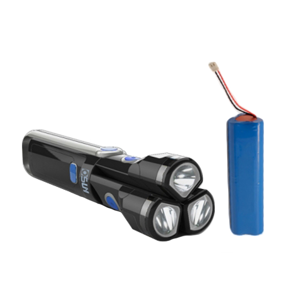 Explosion-proof lighting lithium battery pack