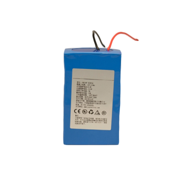 Blood pressure monitoring medical instrument lithium battery pack