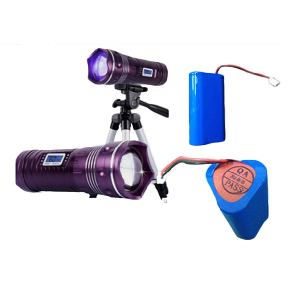 Night fishing lights Fishing lights lithium battery pack