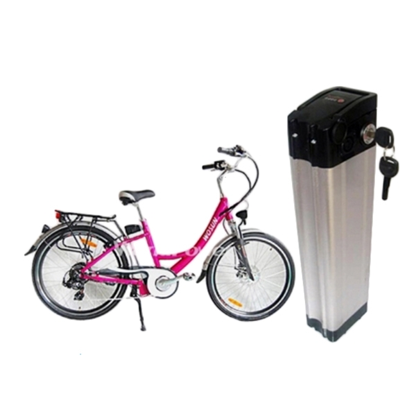 Lithium battery for electric bicycle
