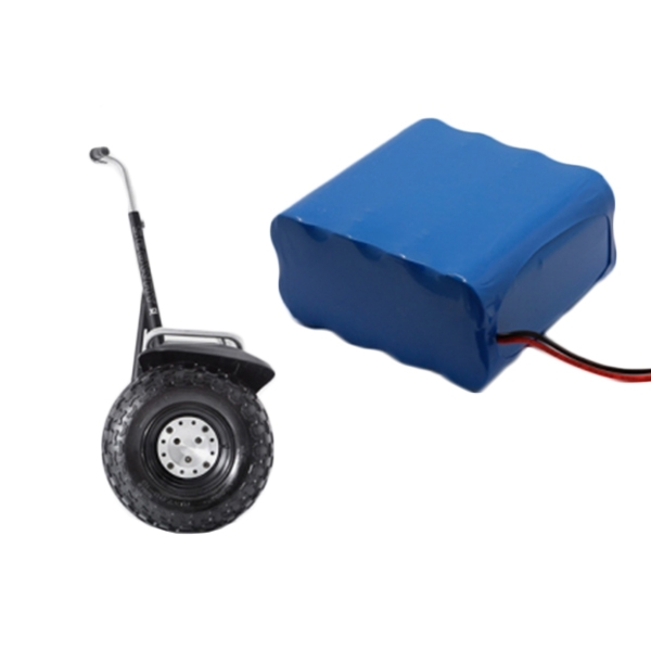 Mobile patrol car lithium battery pack