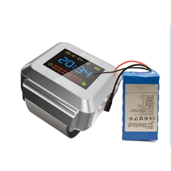 Blood pressure tester lithium battery