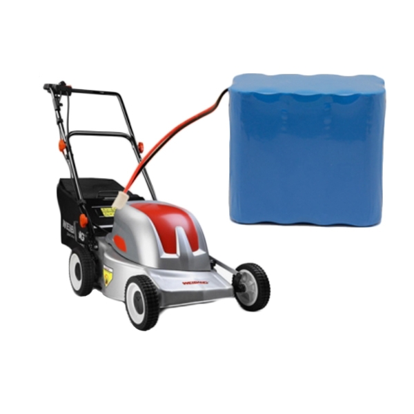 Electric lawn mower special lithium battery pack