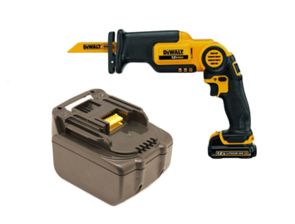 Electric drill lithium battery pack