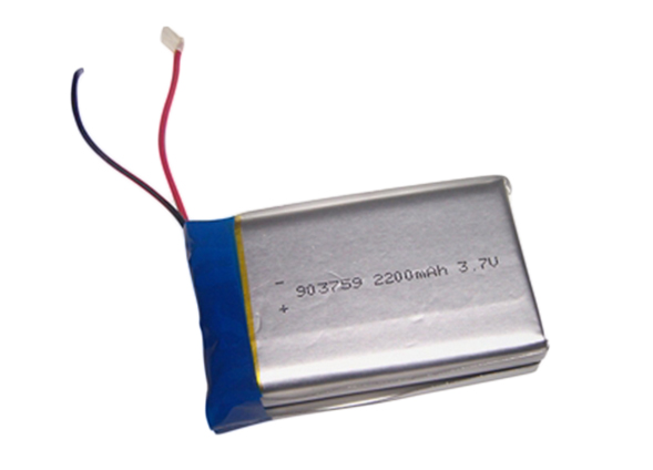 Polymer battery manufacturing
